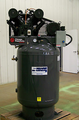 Air-max Air Compressor 10 Hp 3 Ph Two Stage Cast Iron Pump