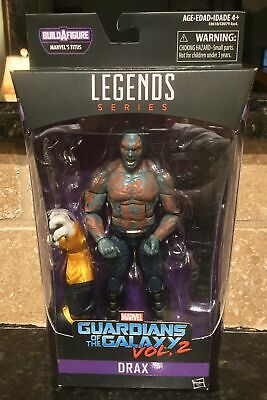 2017 Marvel Legends - Guardians of the Galaxy Volume 2 - Drax (Titus BAF)