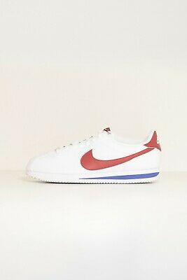 Mens Nike Cortez Trainers UK 9 Forest Gump