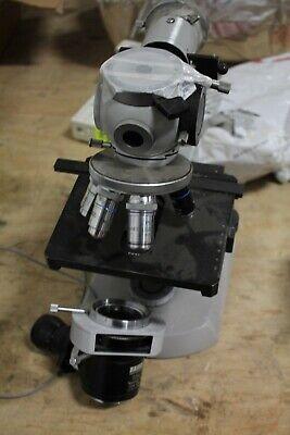 Zeiss Microscope 0.5x Tessouar 1x Neofluar 631.25oil Nikon 4 Plan 400.75 Cine