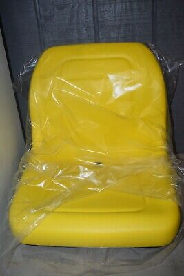 High Back Seat Replacement John Deere Compact Tractor Gator Lgt00yl