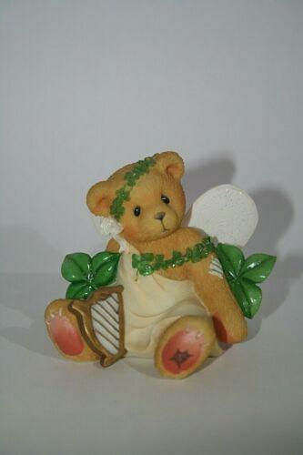 "Cherished Teddies: Erin ""My Irish Eyes Smile When..."" 203068 Enesco (bx04)"