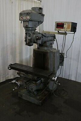 1 Hp Excello Model 602 Vertical Mill Yoder 66434