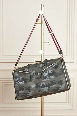 STELLA & DOT Bags Lady Boss Travel Bag - Black Camo - bags for women - NWT
