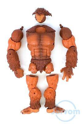 """Marvel Legends 6"""" inch Build a Figure Sasquatch Parts Individual Pieces"""
