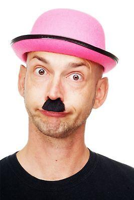 Karneval Fasching Halloween Bart Schnurrbart Mustache Schnauzer Chaplin 30s MM-8