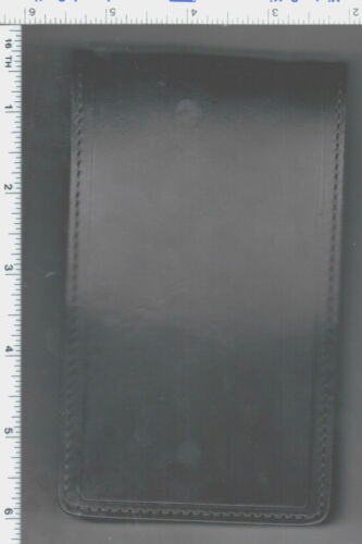 Medium Looseleaf Leather Memo Book - with 1 pad of memo paper included