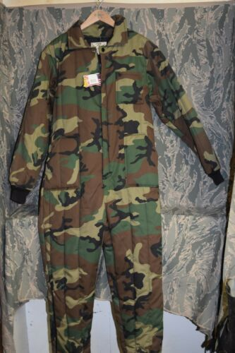 coverall camo boys x large
