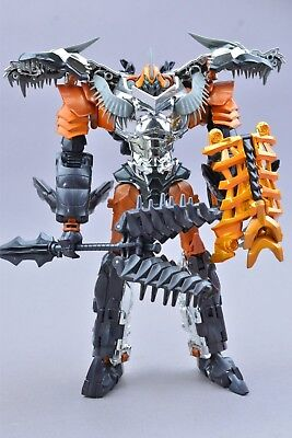 Transformers Age of Extinction Grimlock Complete Leader AOE