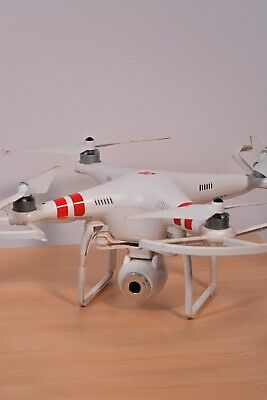 Phantom 2 Vision Drone + 16GB Memory Card. Perfect for custom drone build