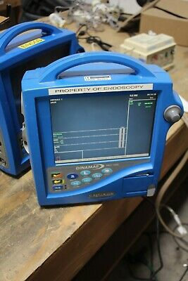 Ge Dinamap Pro1000 Patient Monitor