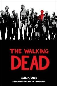 The Walking Dead Book #1-2 Hardcover Deluxe Edition (Batman)