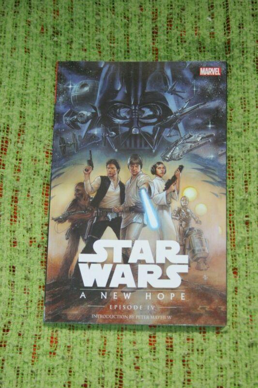 Star Wars Episode Iv Tp New Hope Reprints Remastered 1 2 3 4 5 6 Original Marvel 26 99 Comiccrave