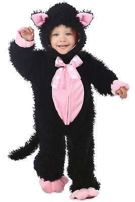 Princess Paradise Black & Pink Kitty Cat Infant Toddler Halloween Costume 4244