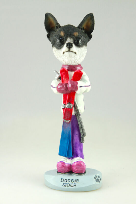 SKIER CHIHUAHUA-SEE INTERCHANGEABLE BREEDS & BODIES @ EBAY STORE