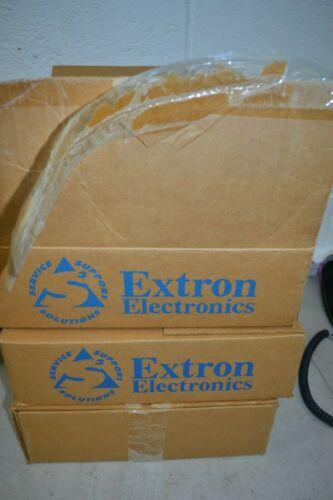 LOT OF 3 NEW Extron RGB 203 Rxi