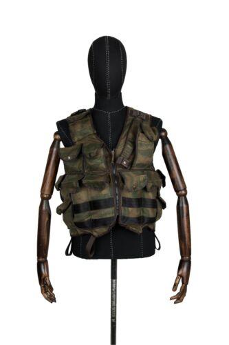 Bosnia Serb VRS Unit Green Tiger Camo Pattern Combat Vest
