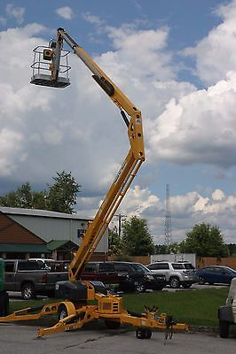 55ft Articulating Man Lift