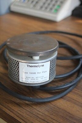Thermolyne Hot Plate Type 15500 Model Hp15515b