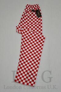 L&G Uniforms chef pants trousers QUALITY CRAZY PRICES!