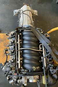 COMMODORE VE HSV LS2 6.0 V8 ENGINE & 6SPD GEARBOX CONVERSION 62,153km