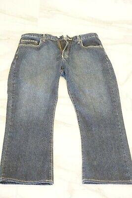"Quicksilver ""QuickJean"" mens jeans 32 X 30 ........... (Straight Leg/ Loose Fit)"