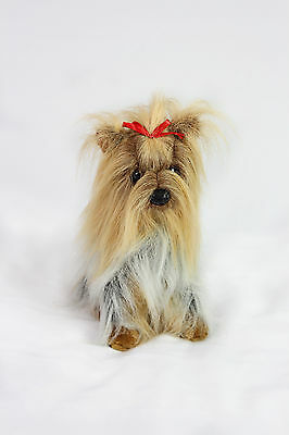 Memorable Pets' Long Haired Yorkie Dog for People with Memory Loss Due to Aging