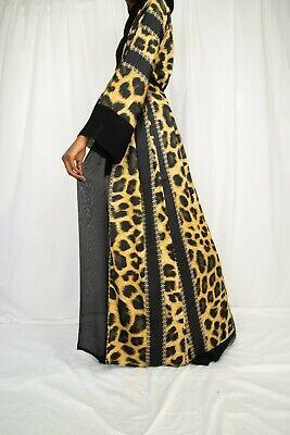 Abaya /Dubai Maxi Dress/ Caftan/kaftan Robe *USA  SELLER*