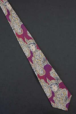 History of 1920s Men's Ties, Neckties, Bowties 1920's Era Flapper Girl With Pearls - Tie Necktie $14.99 AT vintagedancer.com