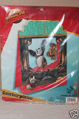 Kung Fu Panda Party Supplies (NEW KUNG FU PANDA  CENTERPIECE  PARTY)