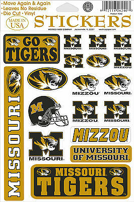 Missouri Tigers Vinyl Die-Cut -