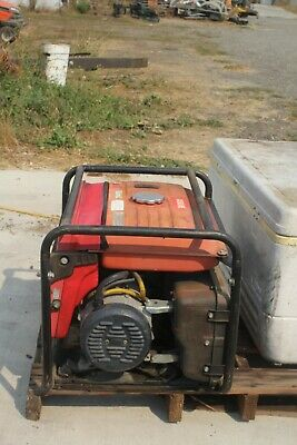 Honda Portable Gas Driven Generator Welder Ew171