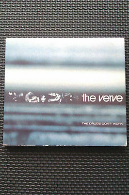 The Verve - The Drugs Don't Work Single CD (1997)