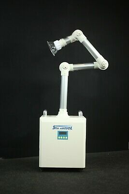 Extraoral dental suction unit SterAerosol | 1500 dental aerosol evacuator vacuum