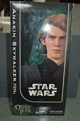 "STAR WARS SIDESHOW anakin skywalker Order of the Jedi 1/6 12"" FIGURE"