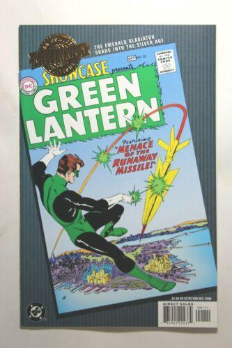MILLENNIUM EDITION: SHOWCASE #22 - 1ST APP. OF GREEN LANTERN (HAL JORDAN) DC
