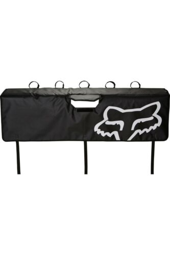 Fox Racing Tailgate Cover Pad Large Pickup Bicycle Black Foxhead Logo *BRAND NEW