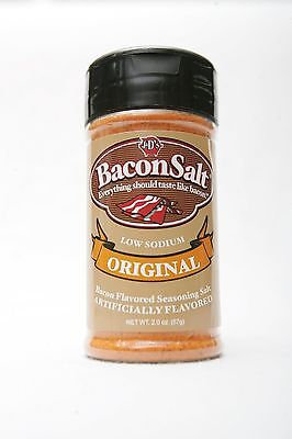 BACON SALT Flavored Seasoning Dry Rub Many Flavors Pick Yours, Great Gift on Rummage
