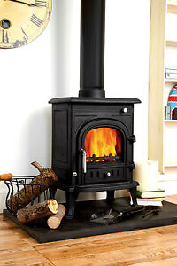 Coseyfire 5 Woodburning Stove Stoves Woodburner Multi fuel 5kw Burner Cast iron