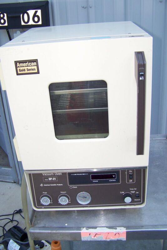 American Scientific Products Gold Series DP-21 Lab Furnace DP-21C Celsius SALE
