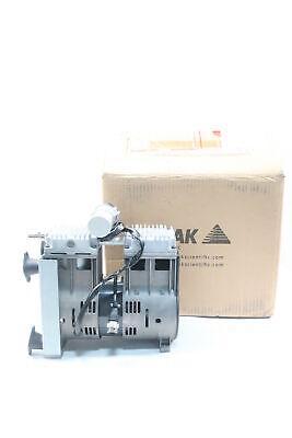 Gardner Denver K48zzjsr3142 Thomas Thermally Protected Vacuum Pump 230v-ac
