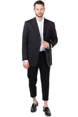 RRP €1175 PAL ZILERI CERIMONIA Wool Blazer Jacket Size 56 / 3XL Made in Italy