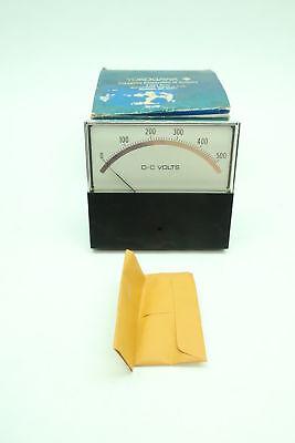 Yokogawa 251409fazz8 Voltmeter 0-500d-c Volts