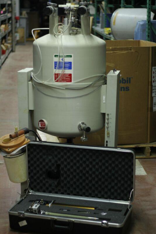 Varian Oxford 200 Gemini NMR Spectrometer Magnet 90 Day Warranty