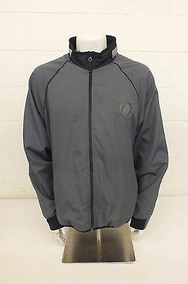 Cutter & Buck Rockies Fantasy Camp Alumni Gray Microfiber Lined Jacket Men's XL Cutter & Buck Microfiber Vest
