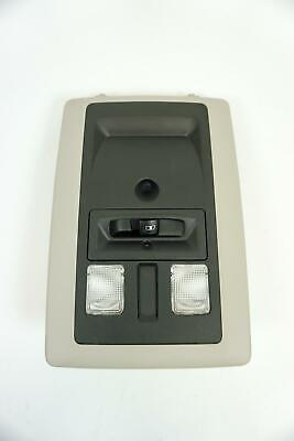 2009-2015 Dodge Ram 1500 Pickup Truck Overhead Console with Rear Window Control