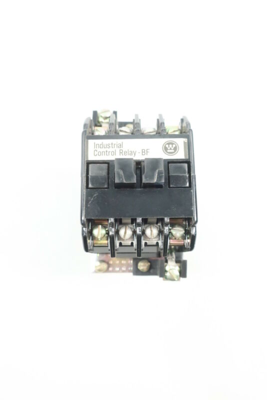 Westinghouse BFD22S Control Relay 120v-dc