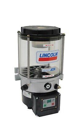 Lincoln Industrial P653s 24v 4l Centro-matic Electric Driven Oil Pump