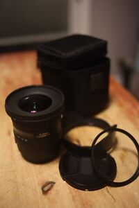 Sigma 10-20mm f3.5 for Canon APS-C