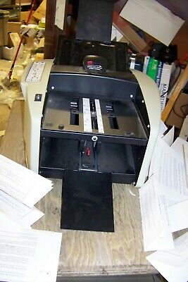 Martin Yale 1701 Electronic Push Button Control Paper Folder